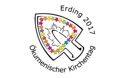 Logo Ökumenischer Kirchentag Erding 2017