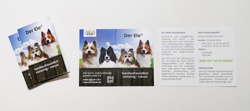 Visitenkarten Elo